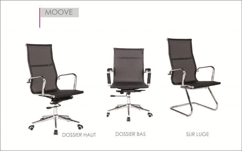 FAUTEUIL MOOVE