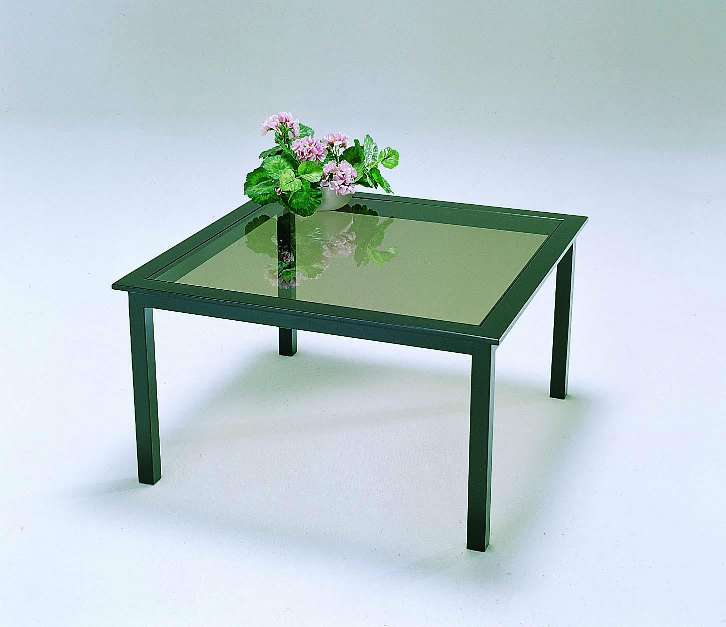 TABLE BASSE SELECT GLACE
